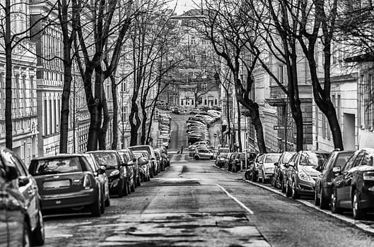 Street by Oleksandr Maistrenko