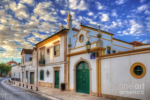 English Landscapes - Streets Of Faro