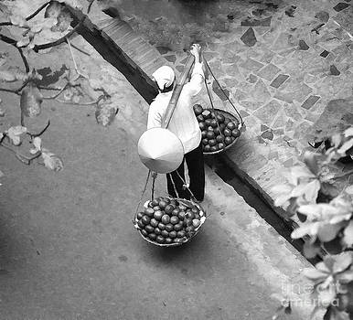 Chuck Kuhn - Streets of Hanoi 6