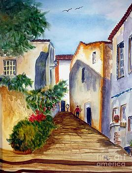 Streets of Italy by Bonnie Schallermeir