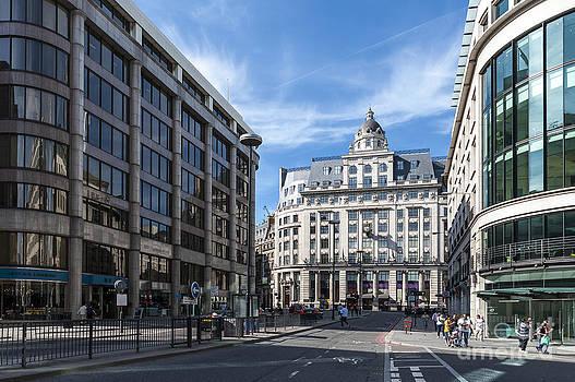 Svetlana Sewell - Streets of London