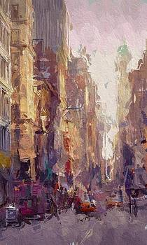 Stefan Kuhn - Streets of New York