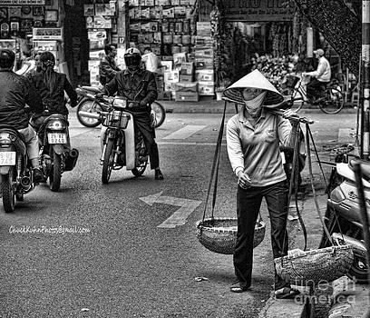 Chuck Kuhn - Streets of Saigon