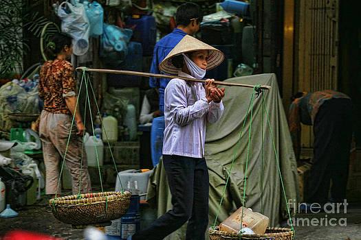 Chuck Kuhn - Streets of Saigon IV