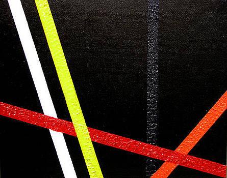 Stripes Ii by Scott Shaver