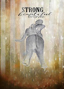Judy Hall-Folde - Strong Beautiful Brave