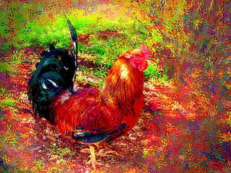 Joyce Dickens - Strutting In Living Color