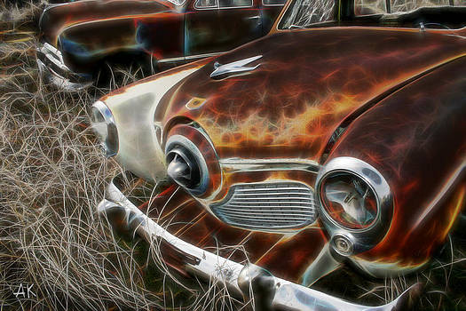 Studebaker by Andrea Kelley