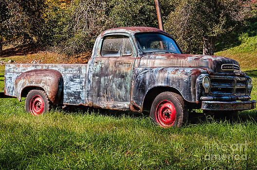 Kathleen K Parker - Studebaker Transtar Truck in WV