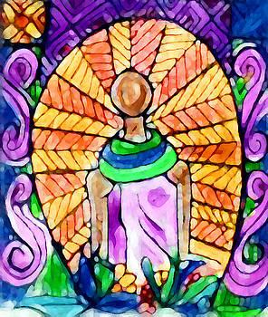 Madalena Lobao-Tello - Study to Mother Earth