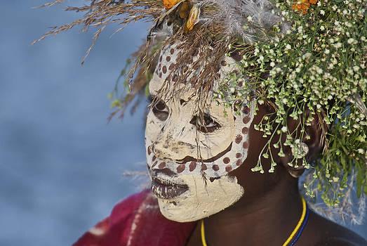 Stunning Suri Girl by Sandy Schepis