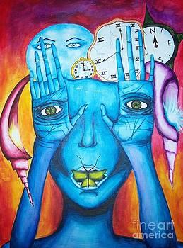 Subconscious Navigator by Kaila Hernandez