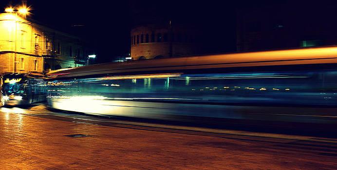 Subway by Amr Miqdadi