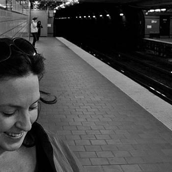 Nathan Larson - Subway Portrait