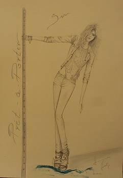 Sue by Damira Fuzul