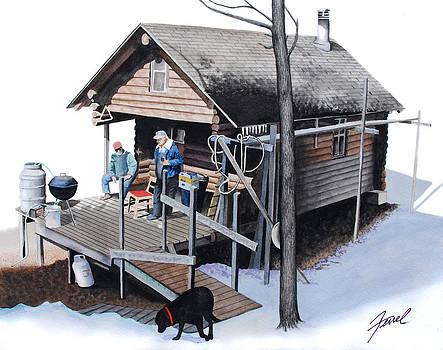 Sugarbush Cabin by Ferrel Cordle