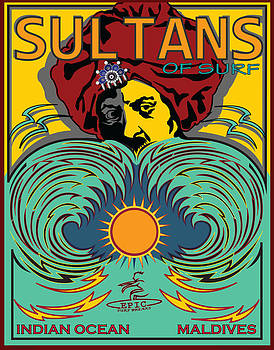 Larry Butterworth - SULTANS OF SURF