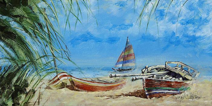 summer Bliss by Virgil Stephens