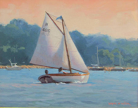 Summer Breeze by Dianne Panarelli Miller