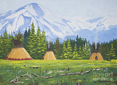 Summer Camp by Terry Anderson