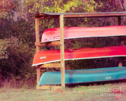 Sonja Quintero - Summer Canoes