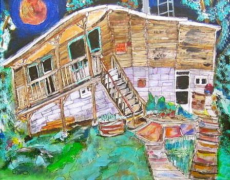Summer Cottage by Michael Litvack