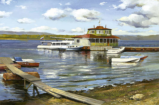 Summer day  by Dmitry Spiros