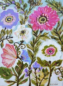 Summer Flowers by Karen Fields