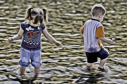 Summer Friendship by Denise Teague