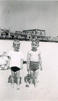 Summer Fun in Asbury Park NJ by Joann Renner