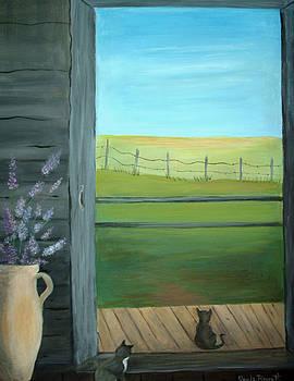 Summer by Glenda Barrett