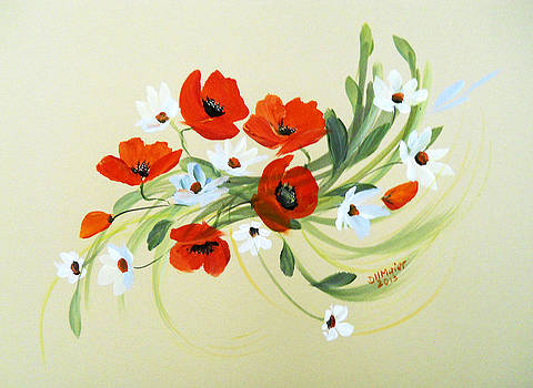 Summer Joy Bouquet by Dorothy Maier