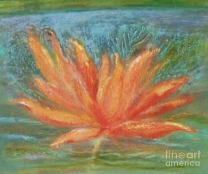 Summer Lotus by Beth Fischer