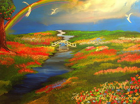 Summer Meadows by John Morris