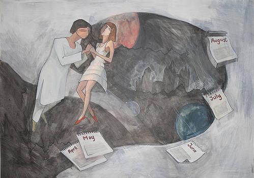 Summer Mystery by Maria Degtyareva