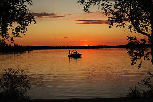 Summer Nights by Valerie Pond