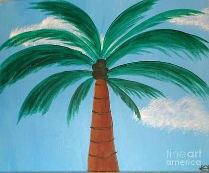 Summer Palm by Krystal Jost