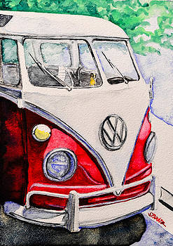Summer Ride by Scott  Parker