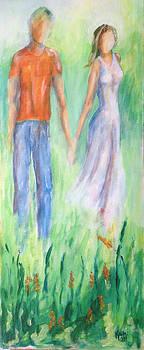 Summer romance by Kristina Granholm