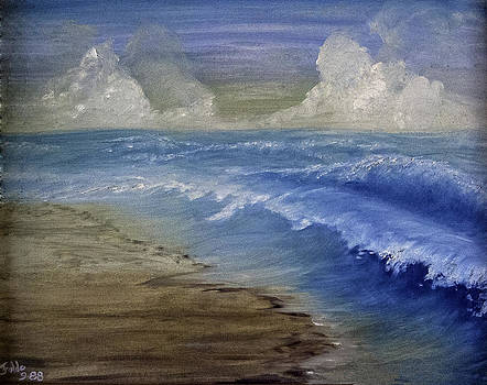 Judy Hall-Folde - Summer Surf