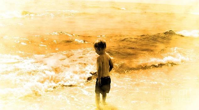 Summer Waves by Sarah Card