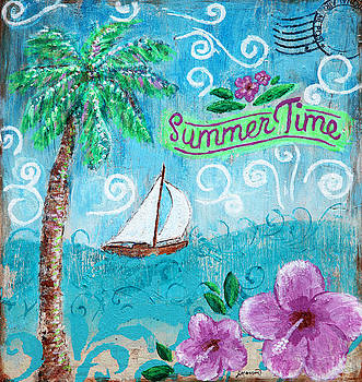 Summertime by Jan Marvin