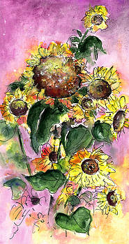 Miki De Goodaboom - Sun Flowers from Avila