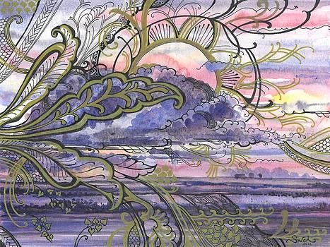 Sun Glory by Sarah Kovin Snyder