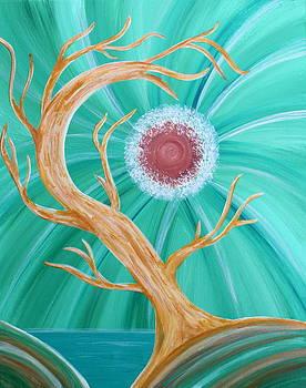 Sun is a Flower by Vicki Kennedy
