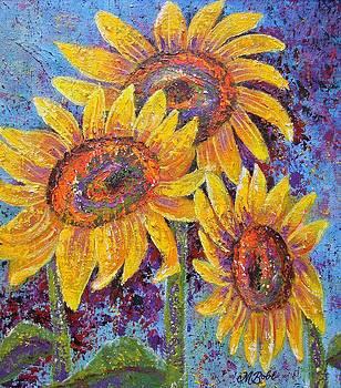Sun-kissed Beauties by Margaret Bobb