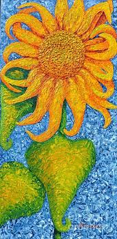 Sun Kissed Flower by Sloane Keats