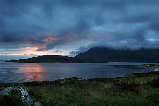 Sun on the Loch by Ed Pettitt