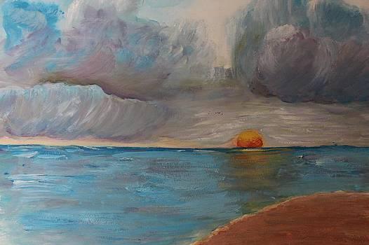 Blue-tiful escape by Alina Craciun