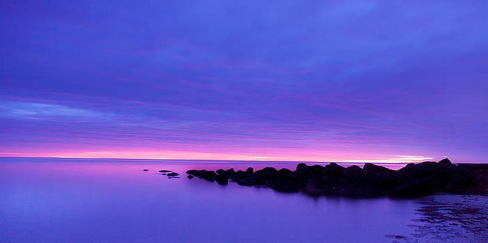 Sun Set by Adam Caron
